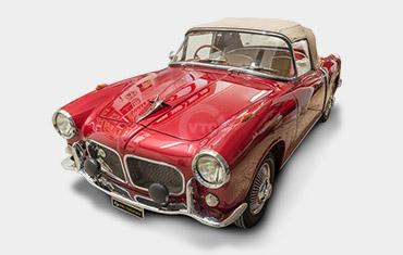 FIAT 1200 Cabrio