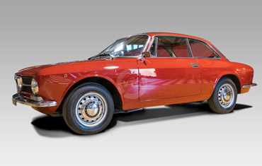 Alfa-Romeo 1300 Junior